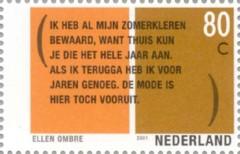 NVPH 1965 - Tussen twee culturen