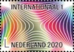 Postzegel Caleidoscoop [1e]
