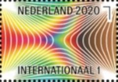 Postzegel Caleidoscoop [6e]