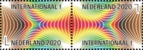 Postzegels Caleidoscoop [5e en 6e]