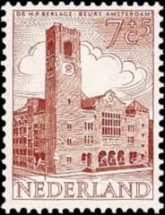 NVPH 657 - Zomerzegel 1955