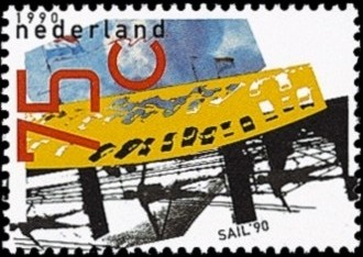 NVPH 1454 - Sail Amsterdam
