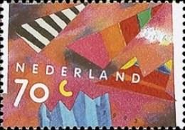 NVPH 1546 - Wenszegel 1993