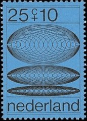 NVPH 968 - Zomerzegel 1970 - Oxenaar