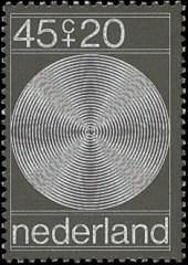 NVPH 969 - Zomerzegel 1970 - Oxenaar