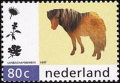NVPH 1711 - Natuur en milieu