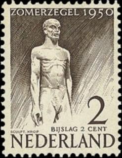 NVPH 550 - Zomerzegel 1950