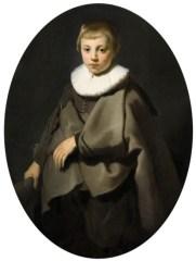 Portret van een jongen - Jacob Adriaensz Backer