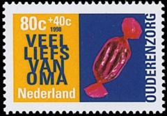 NVPH 1758 - Zomerzegel 1998