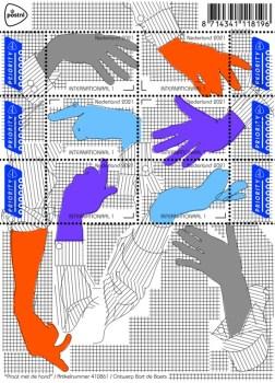 Praat met de hand