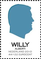 NVPH 2716d - Willy Alberti