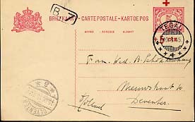 1915, Neth. Indies, Postcard from Tegal to Deventer
