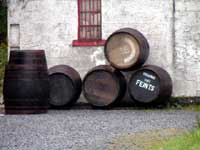 Der erste Whisky - Wer hat's erfunden?