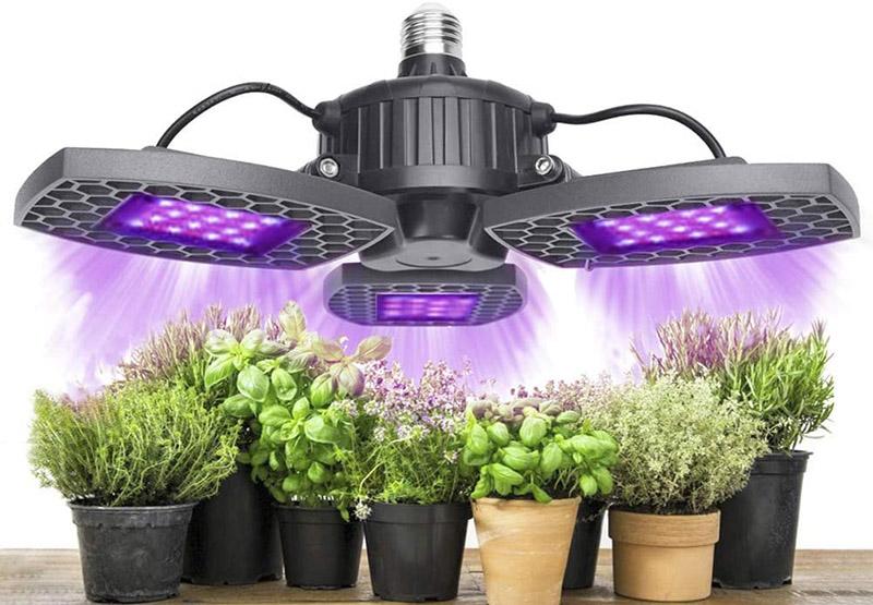 meilleures lampes a led horticole