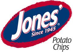 jones potato chips