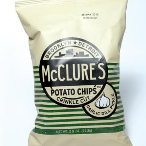 McClures potato chips