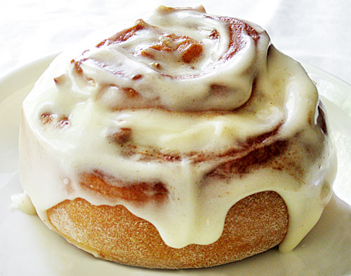 do us a flavor cinnamon bun