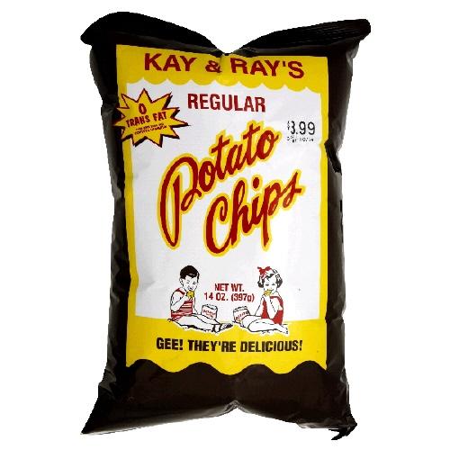 Kay and Ray's potato chips