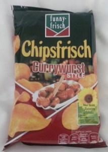 funny frisch currywurst
