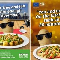 AHDB potato marketing campaign: Bud is back and taking to the small screen!