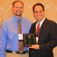 John C. Linfield & Adolfo Albo, EIFLE Award 2014