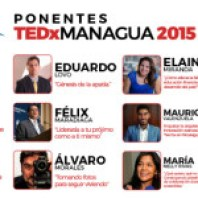 TEDx Nica Elaine