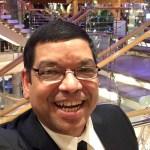 Presentador del Podcast Felix A. Montelara