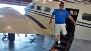 Mentor Millonario}Felix A. Montelara de Potencial Millonario | Avión Personal