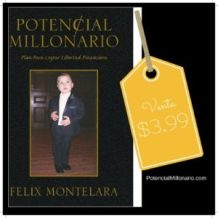 International Best Seller Book Potencial Millonario For Sale Amazon