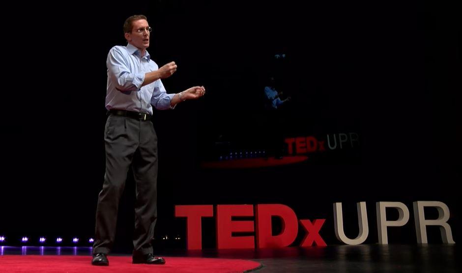 Kurt Schindler Tedx UPR on Potencial Millonario with Felix A. Montelara