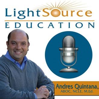 light Source education podcast en potencial Millonario con Felix A. Montelara de Audio Dice Network