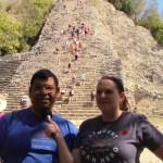 Felix montelara Potencial Millonario de Audio Dice en Mexico Piramides