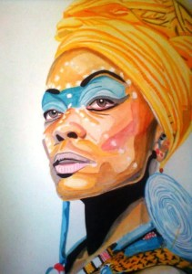 african woman 11