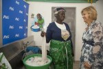 P & G launches community centre in Kibera