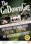 The GoDown Gig featuring Madtraxx is happening this Saturday
