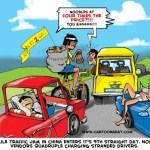 THE TRAFFIC SURVIVAL KIT – things to do when in the Nairobi traffic Jam!