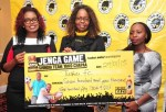 2.75 million won by clubs in the Tusker Jenga Game Promotion