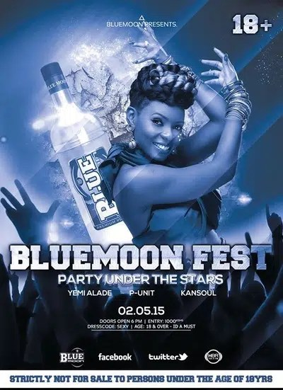 blue moon party