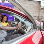 First winner of #AchieveMore campaign gets a Chevrolet Cruze Car
