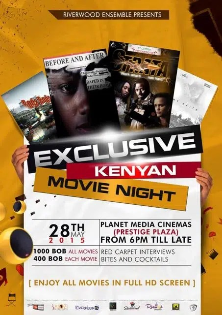 kenyan movies