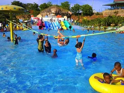 Wild Water Park. Picture by jamila El-Jabry