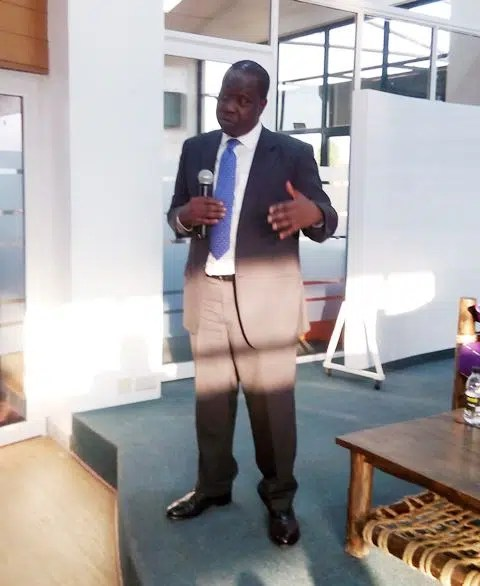 Cabinet Secretary - Fred Matiangi - Cabinet Secretary ICT Ministry Kenya was the guest of honour at the launch.