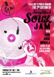 Simplified Soul J.A.M is back. Here's 3 reasons why you need to attend
