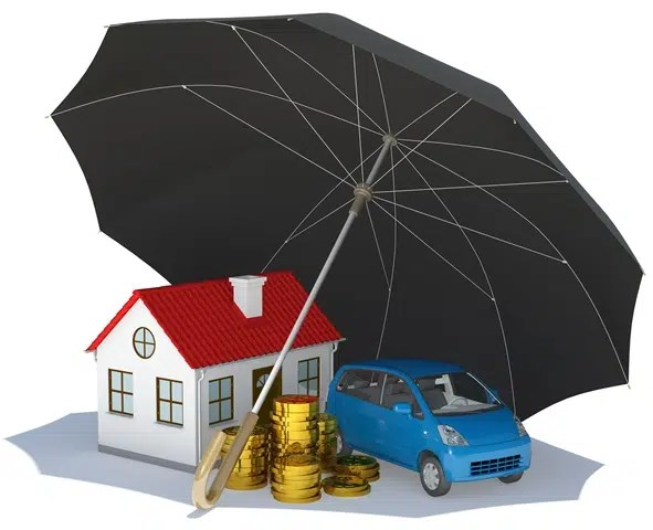 Insurance is a cover to protect the things you love. Image from http://salonreadaptation.ca/