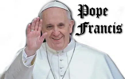 Pope Francis. Image from http://www.vaticanjewelry.com/page/481227594