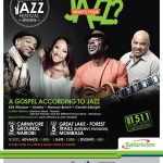 "Win tickets to ""A Gospel according to Jazz"" this Thursday #SafaricomJazz"