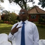 Man Around Nairobi: George Murage