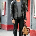 Caring for leather shoes and jackets
