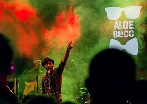 Aloe blacc - blankets and wine