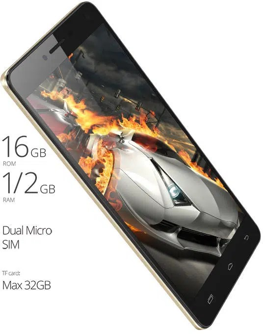 Infinix hot 3. Image from http://nigerianmedia.com/infinix-hot-3-specs-review-price-nigeria/